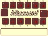 Mazzuoro! game screen