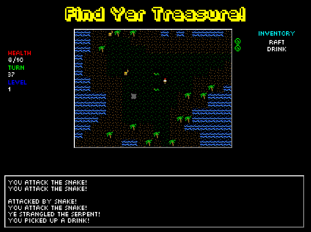 Find Yer Treasure!